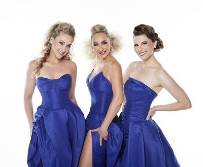 ViVA Trio concert at the Raymond Theatre for Sunday Afternoon Live