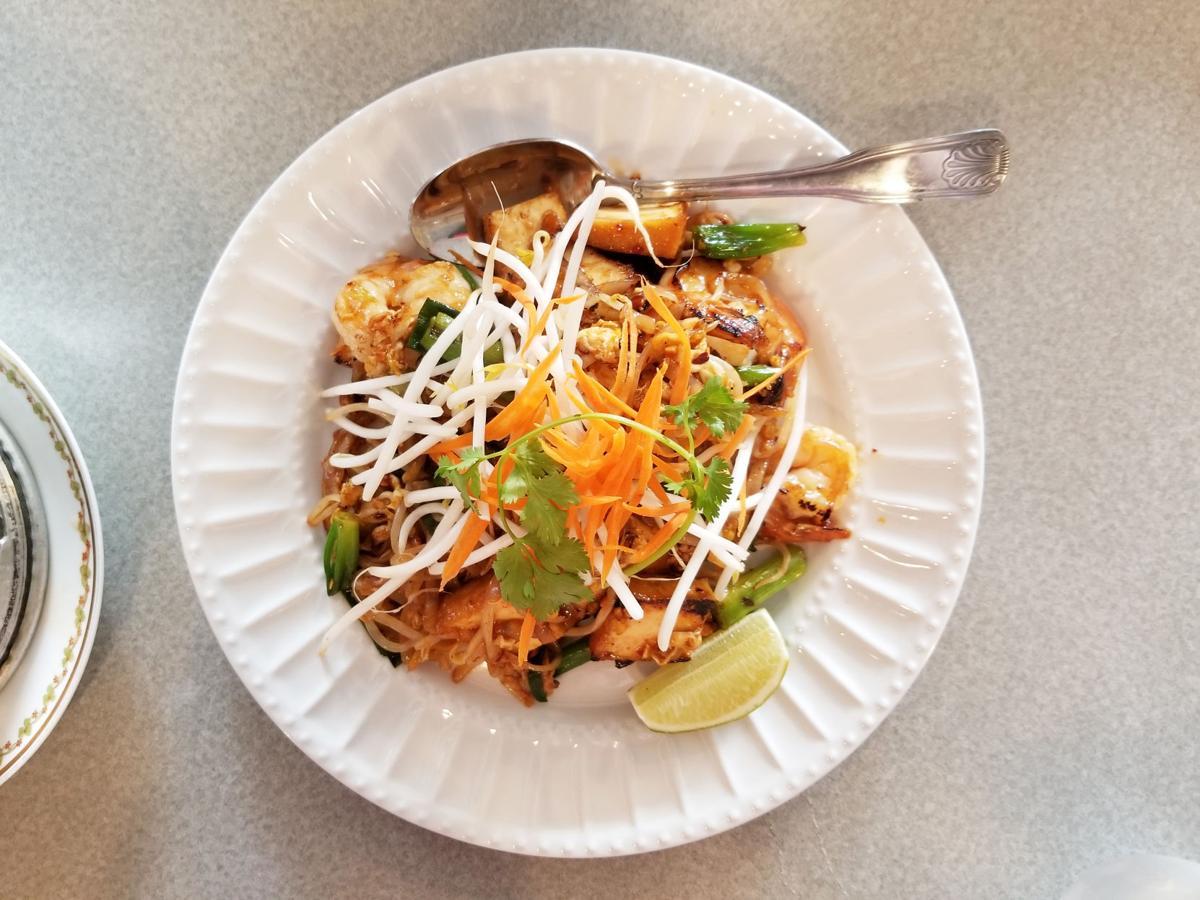 Curry Pad Thai
