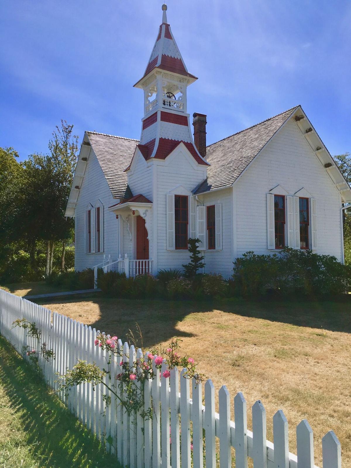 Oysterville Church