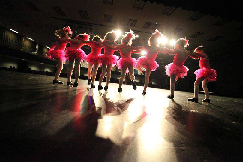 Encore collects toys for tots at recital