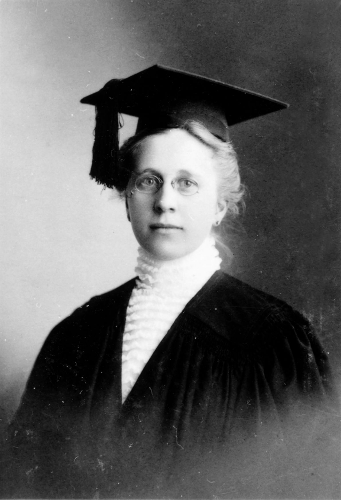 Dr. Nellie Smith Vernon