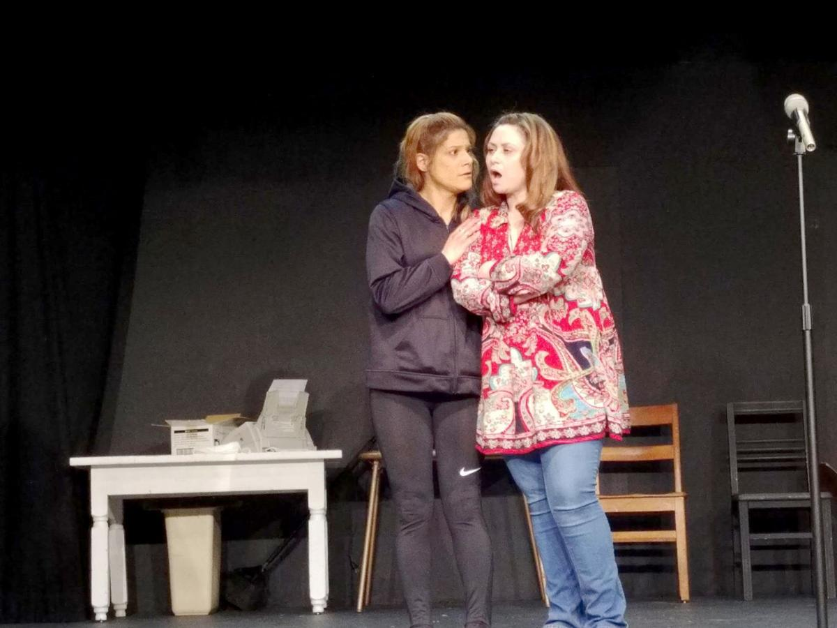 Willapa Players take the 'Curtain Up!'