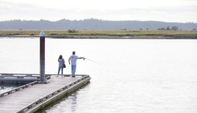 Fishing in Wheeler