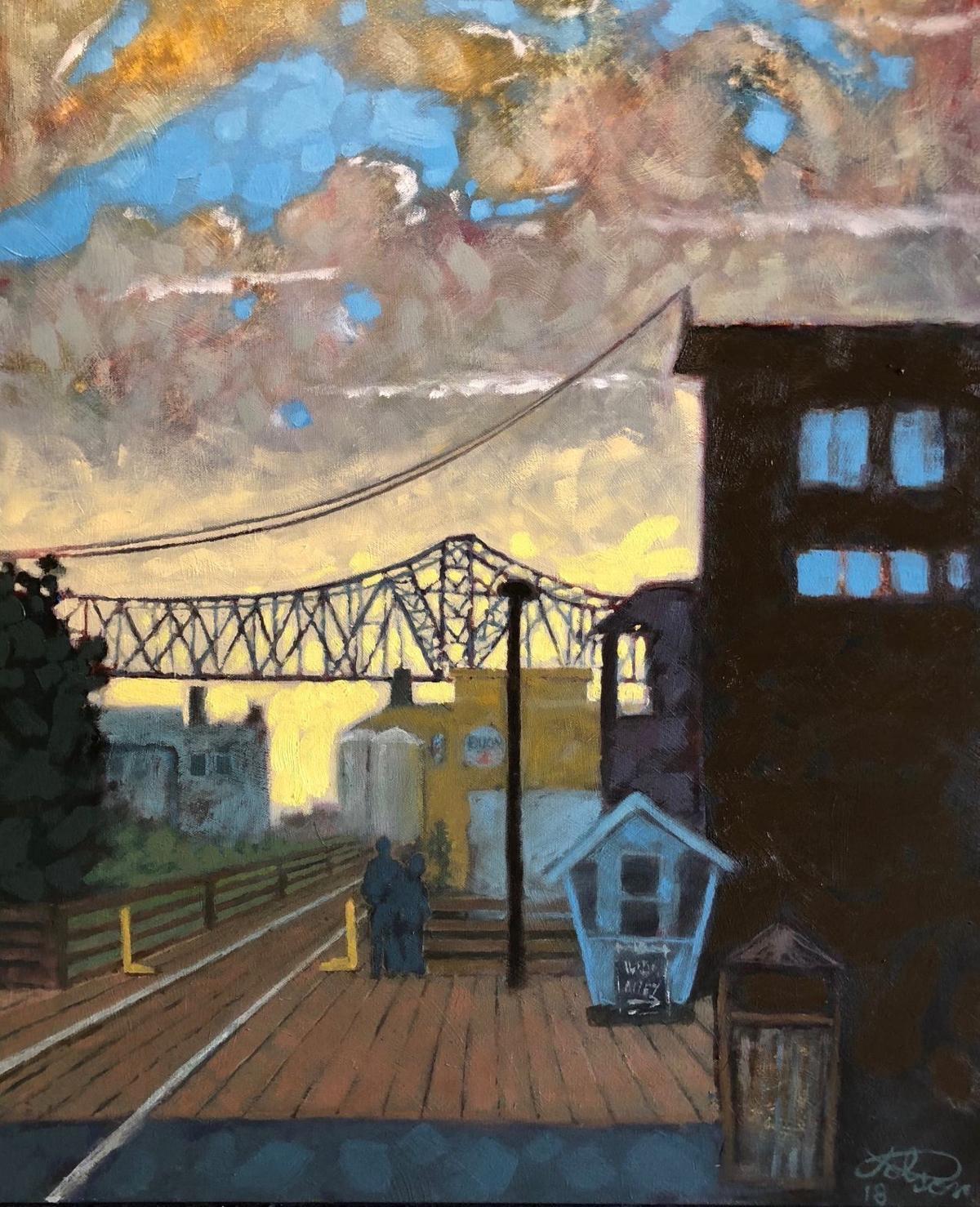 'Astoria River Walk'