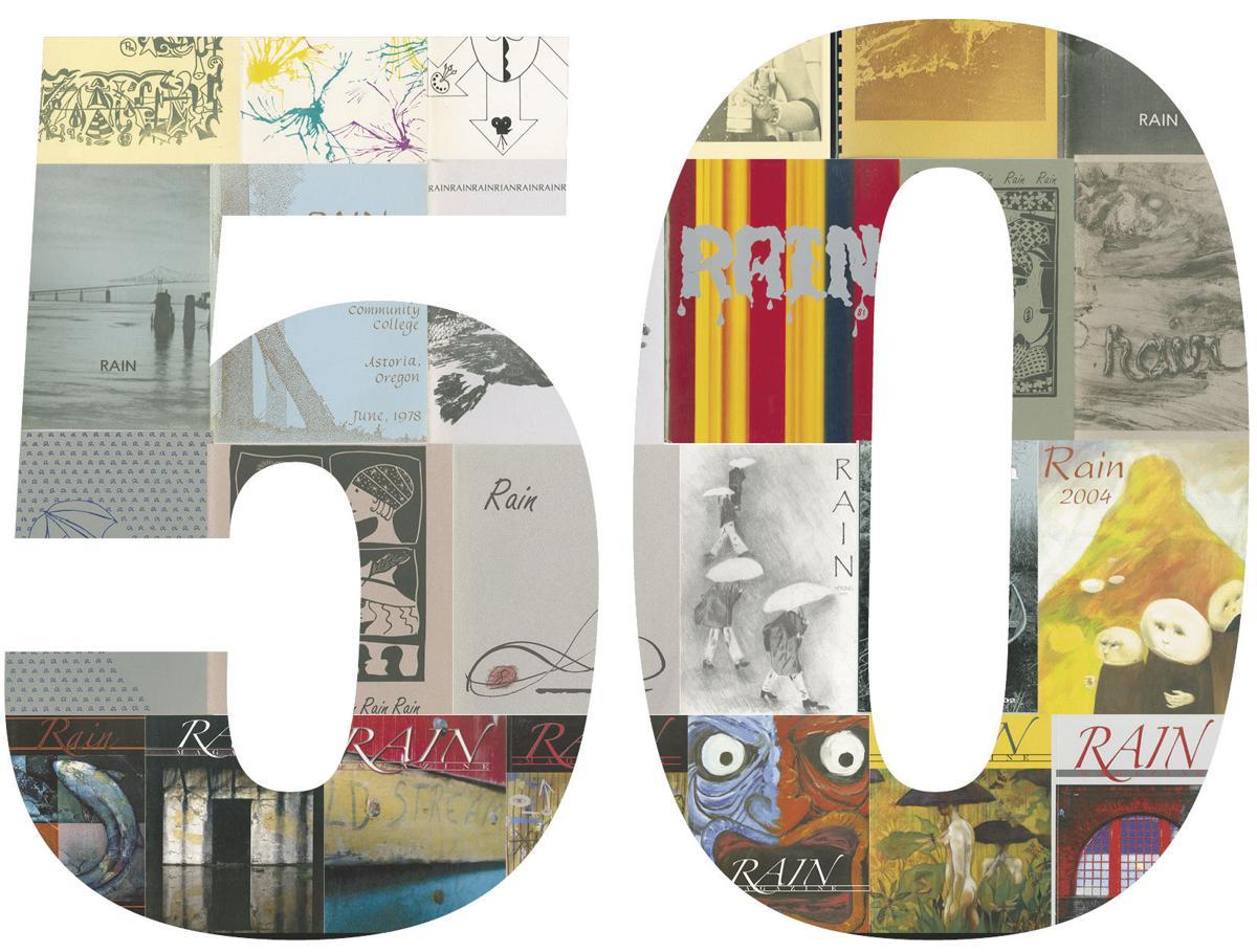 50 years of Rain Magazine