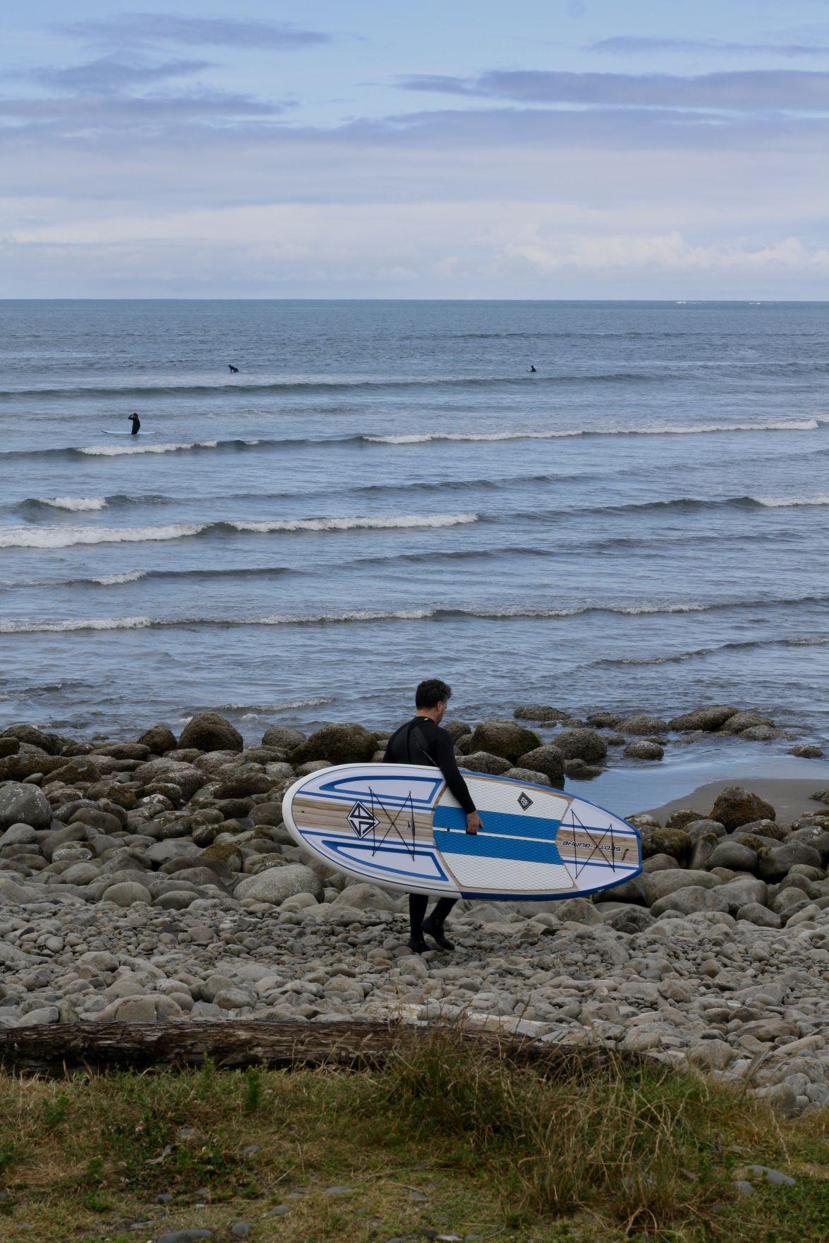 Seaside Surfing 1