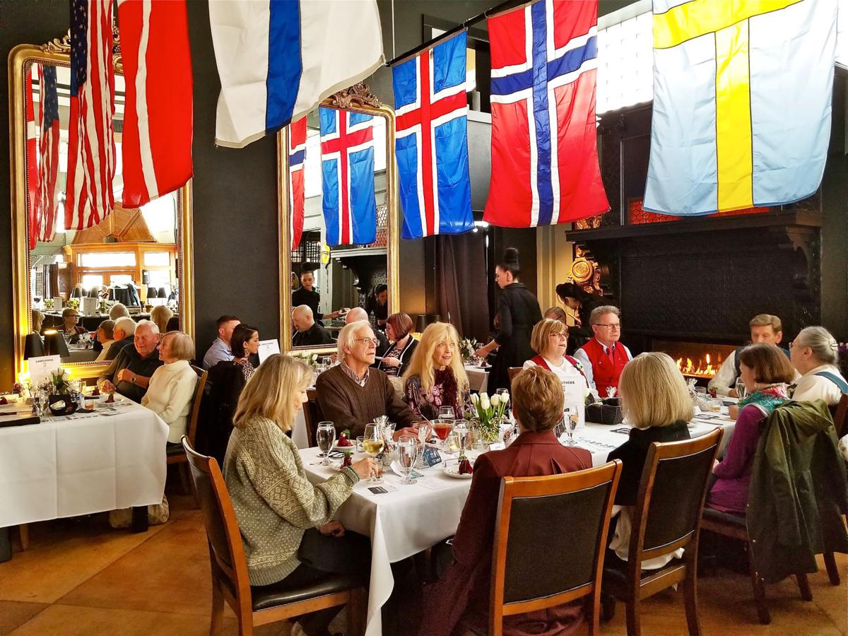 2019 Astoria Nordic Heritage Park Capital Campaign Benefit Dinner