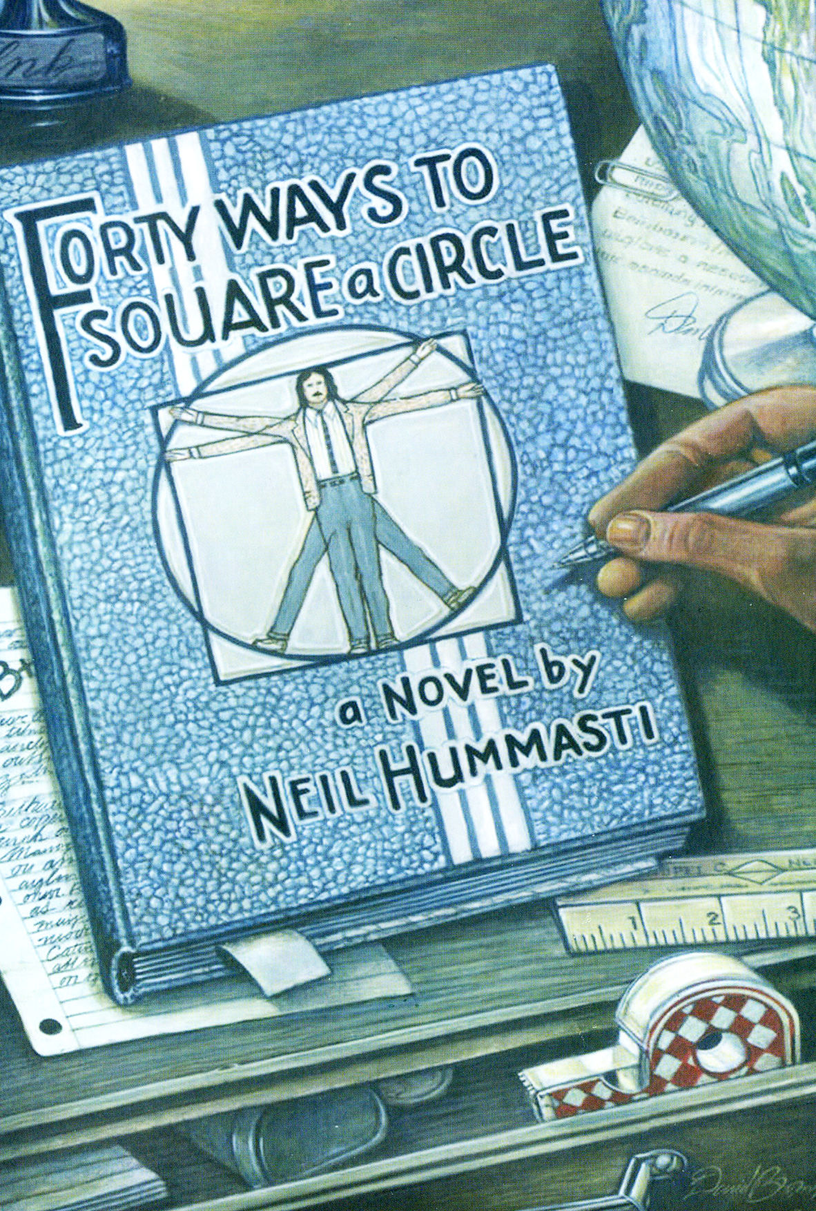 'Forty Ways to Square a Circle'