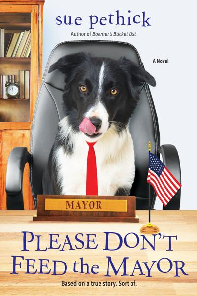 Please Don't Feed the Mayor (cover)