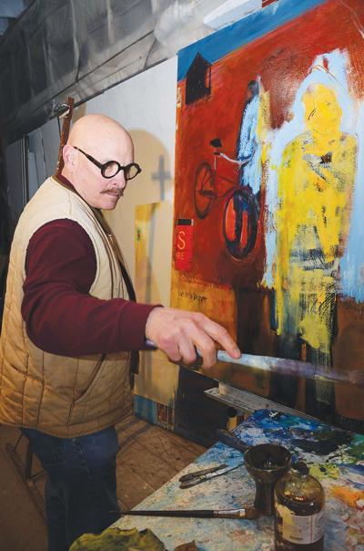 Royal would approve Apply to win one of two annual Nebeker visual art scholarships