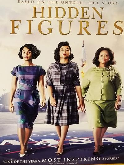 'Hidden Figures' poster