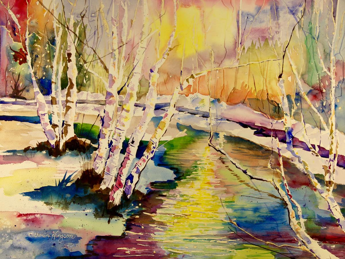 Branch out with fall art classes