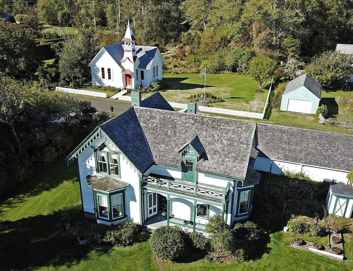 Espy house