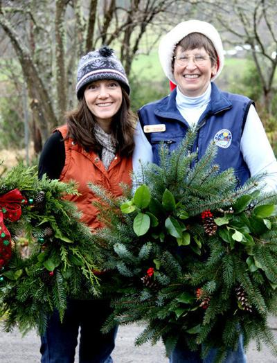 Branch out, with wreath workshops
