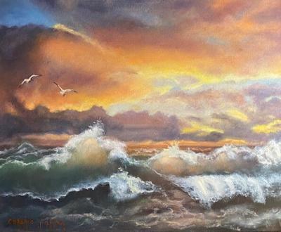 The Sea Endures