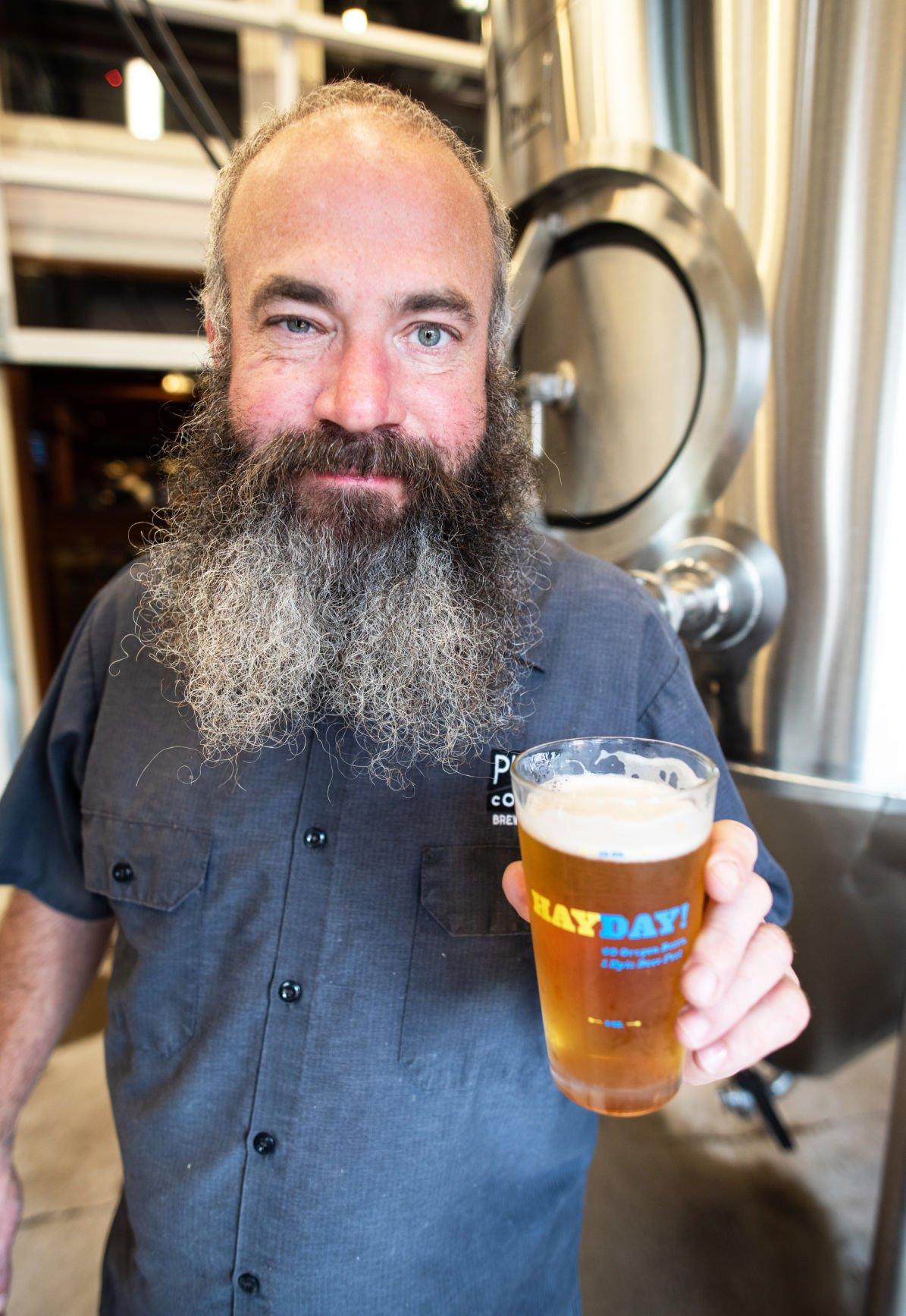 Brewer Will Leroux