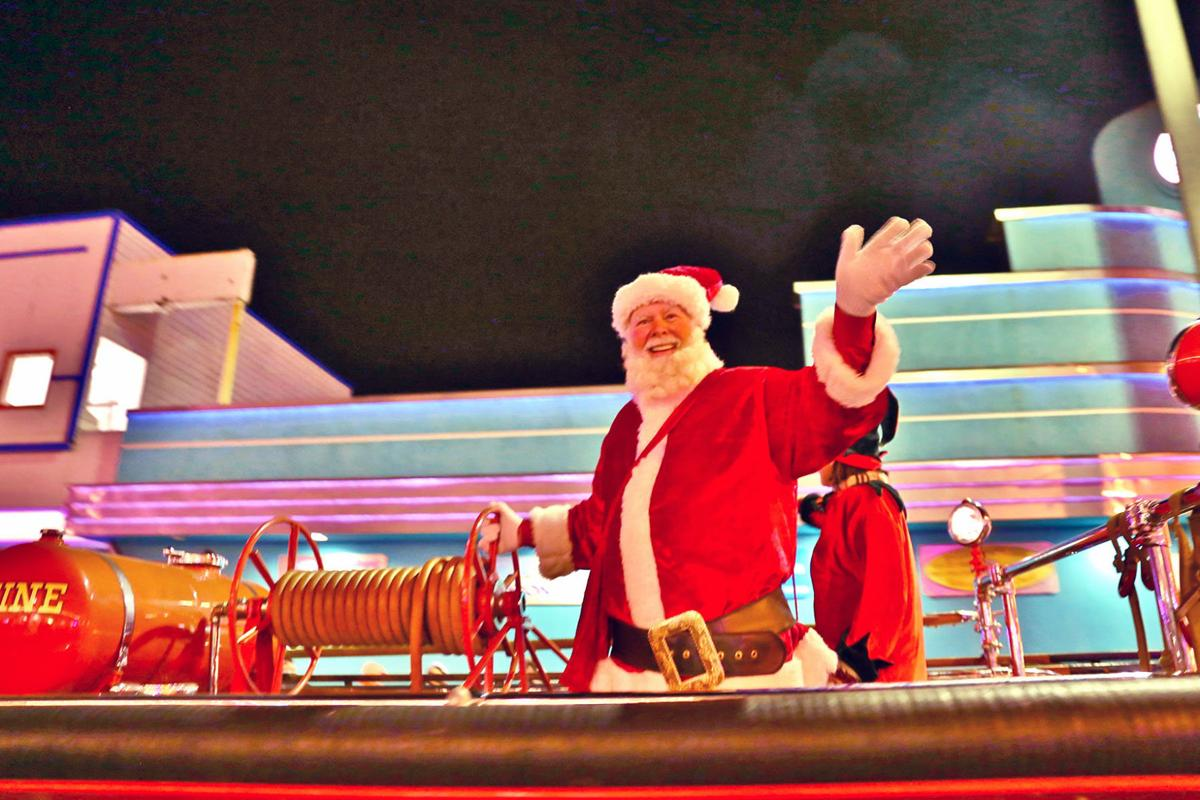 Look on the bright Seaside Parade of Lights brings special magic to the holiday season Nov. 23