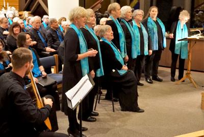 Chorale grants three wishes