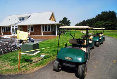 Kids, take a swing at golfing summer