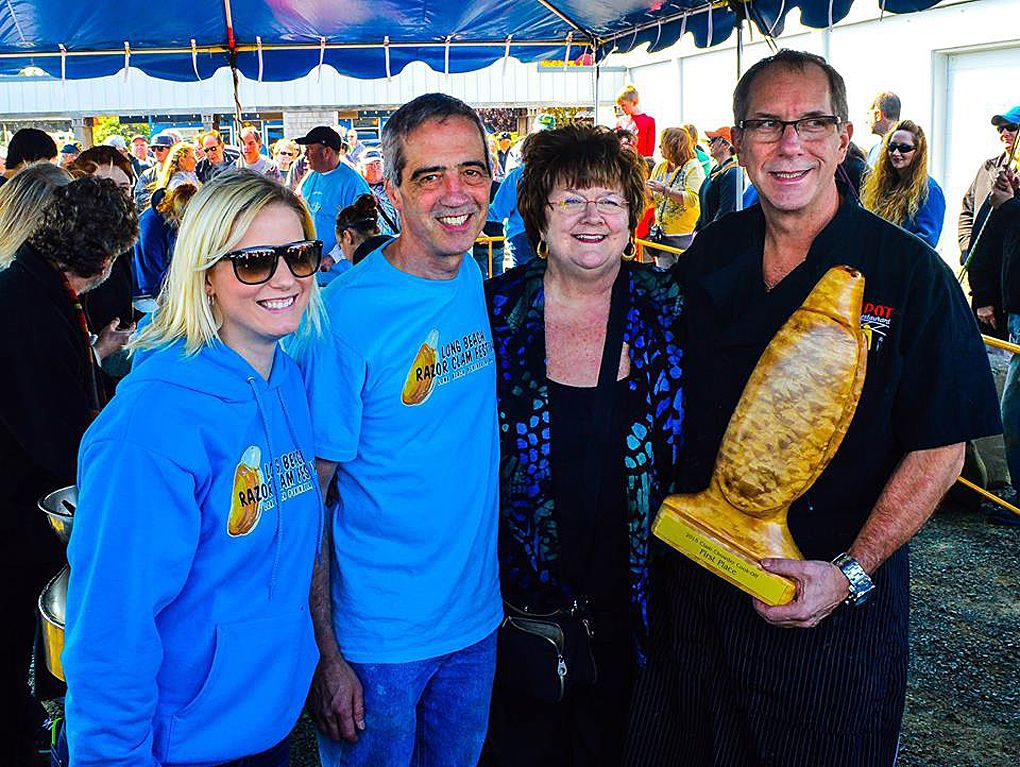 Keep clam and party on Long Beach Razor Clam Festival runs all day April 21