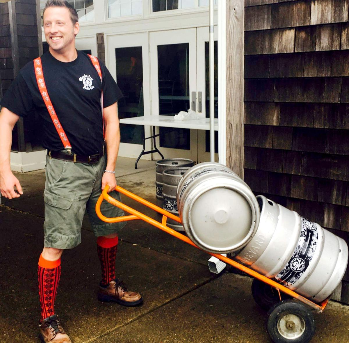 Leather pants and libations: Pacific City gears up for Oktoberfest