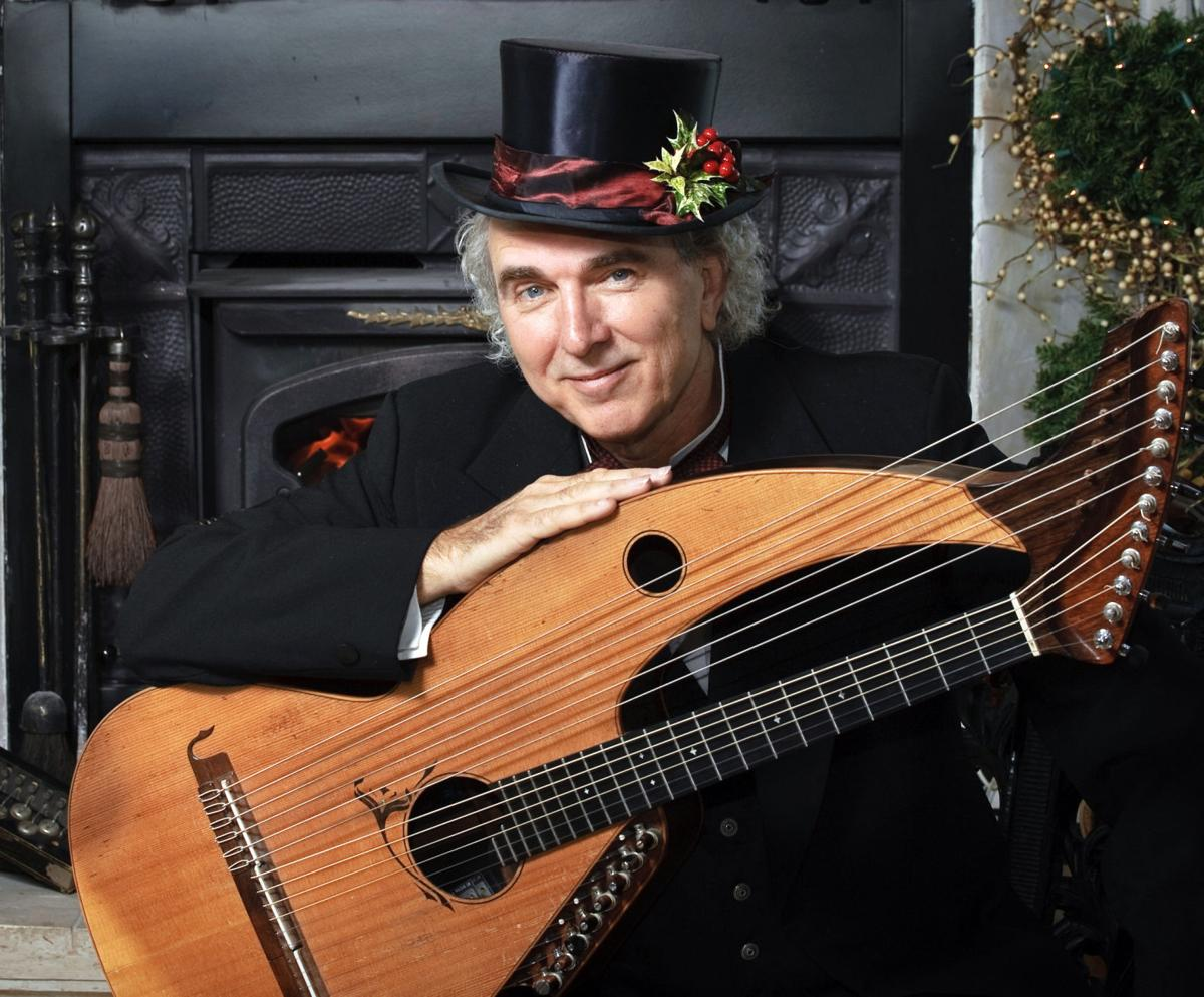 Notes of Christmas past John Doan's 'Christmas Unplugged' recalls vintage instruments, richer human connections