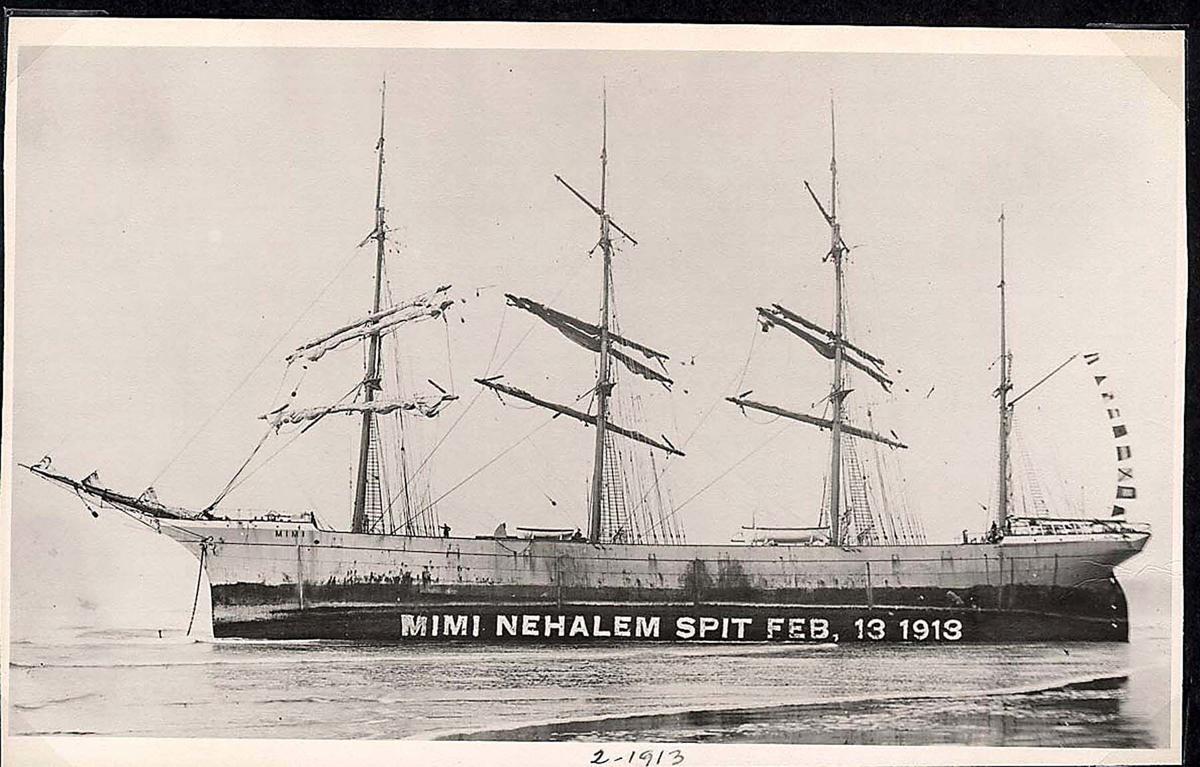 Ahoy! Oregon Coast shipwrecks on display