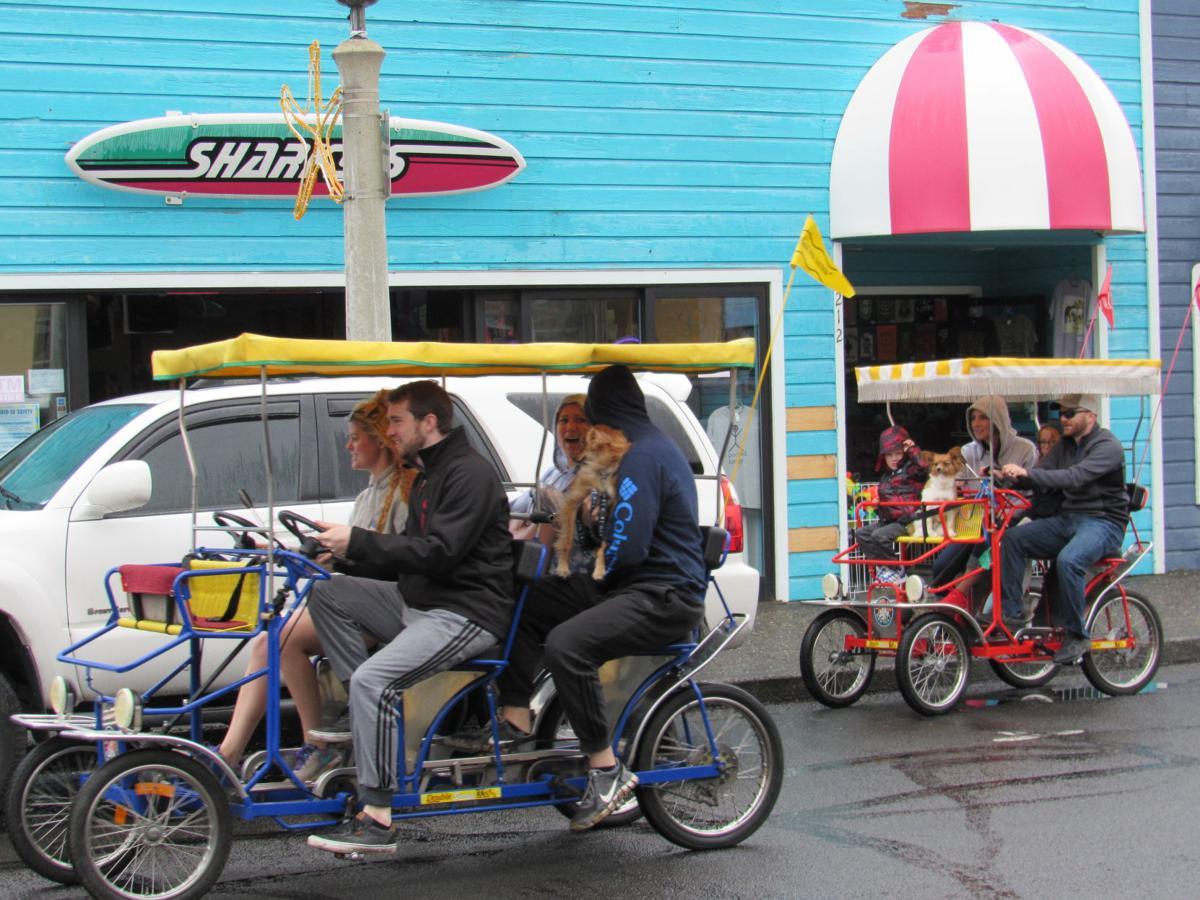Surrey riders