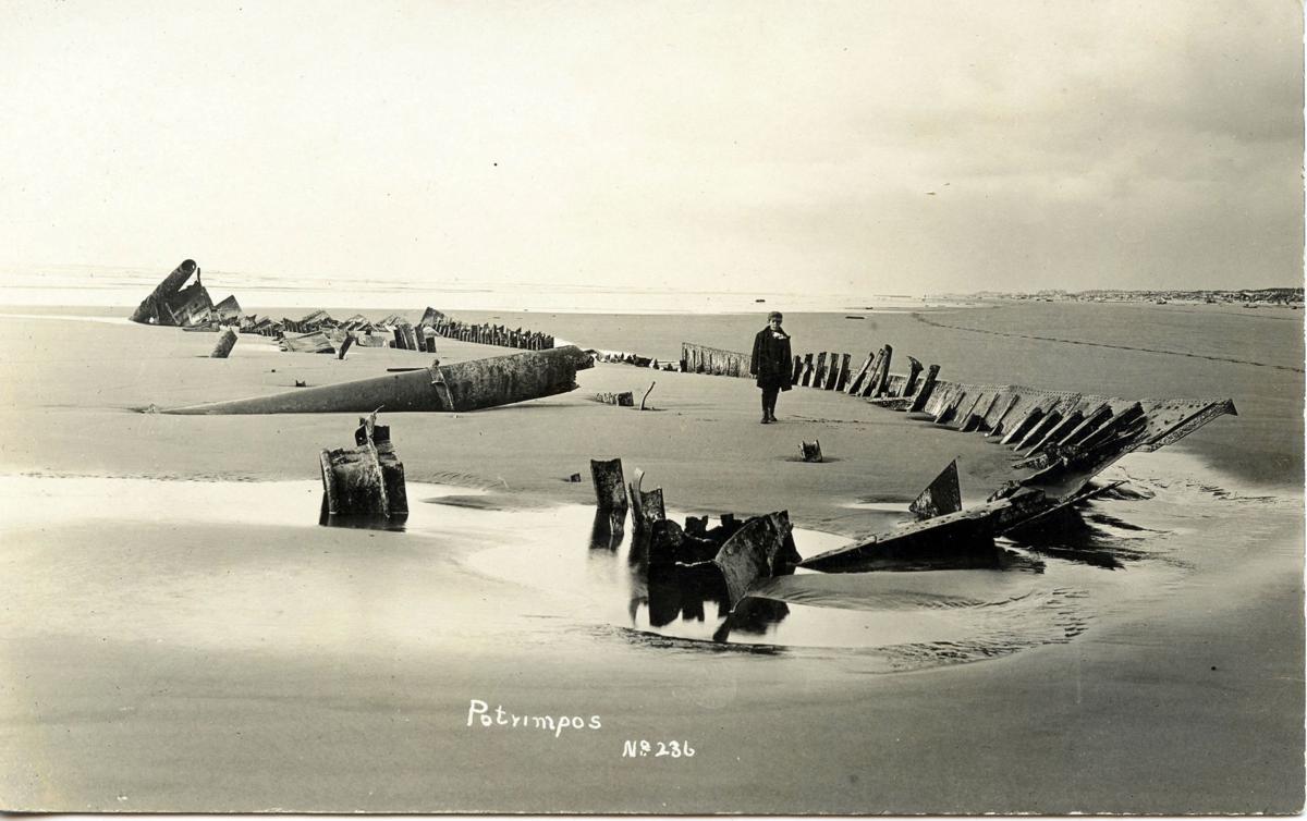 Deep dive into shipwreck history