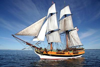 Out & About: Ahoy, from the Lady Washington