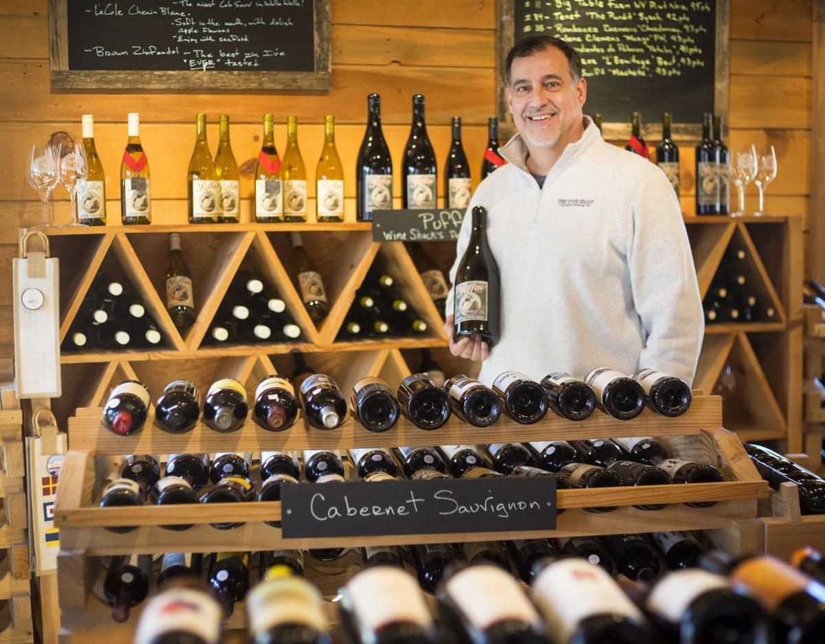 Best Wine Shop The Wine Shack Cannon Beach, Oregon