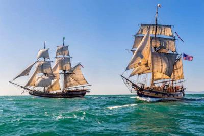 Tall Ships return to Ilwaco