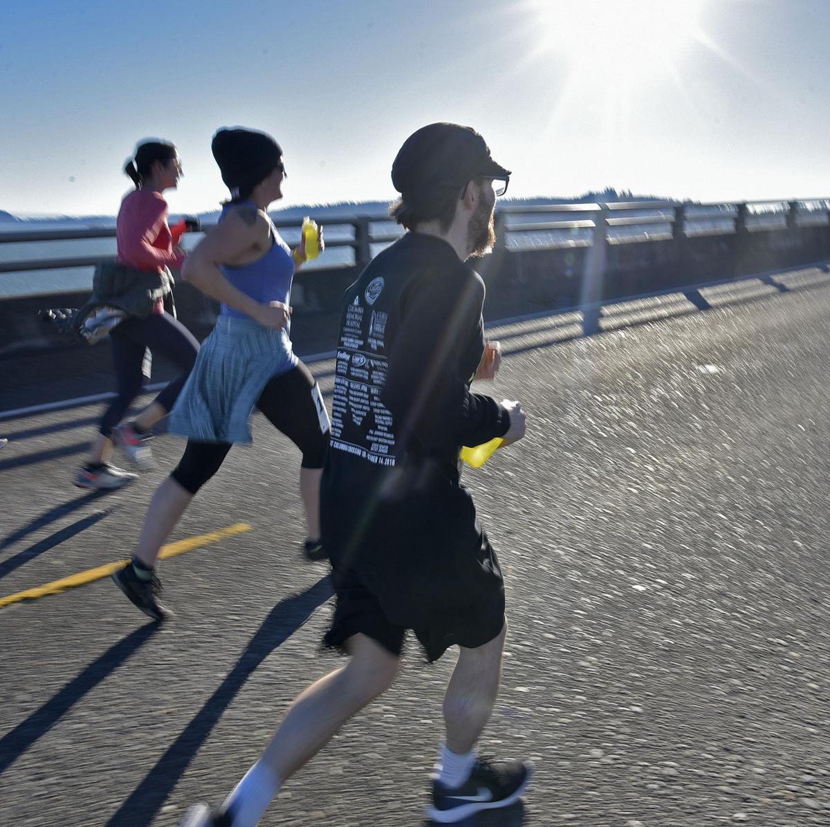 Scratch Pad: I am a runner