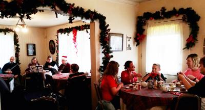 Gingerbread is the flavor of the month in SeasideButterfield Cottage hosts four Saturdays of teas and tasty treats (copy)