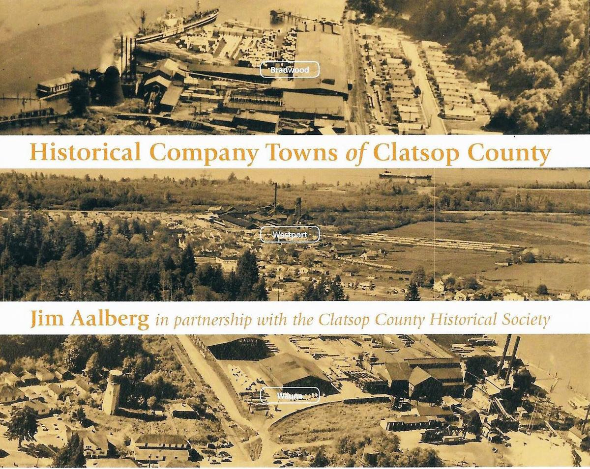 Jim Aalberg Company Towns book cover