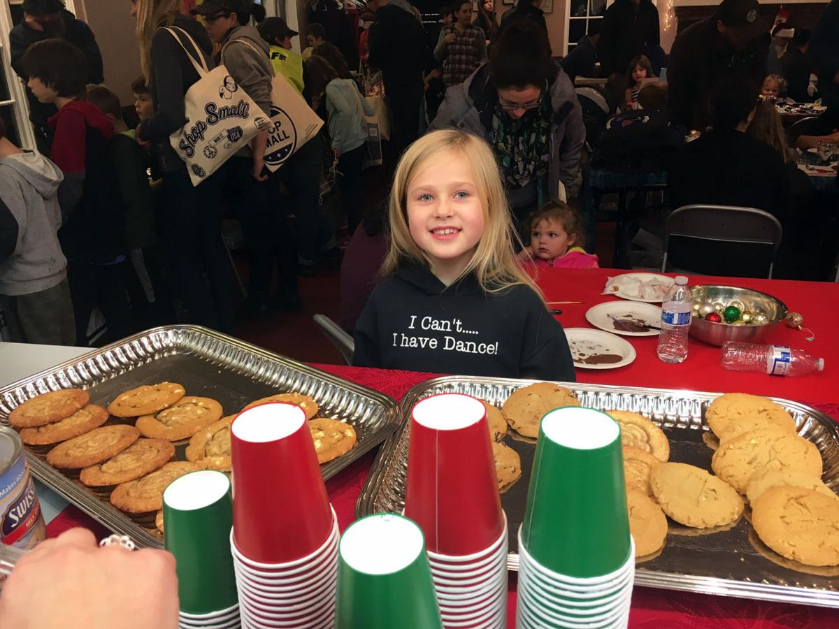 An evening of free family fun at Holiday Kids Fair