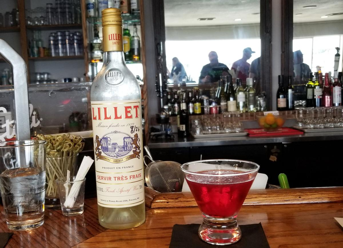 Columbia Bar: Salt Hotel & Pub's Starvation Alley duo