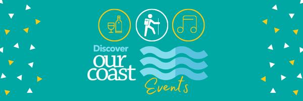 Discover Our Coast - Calendar