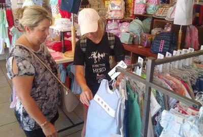 Sales Tax Free Shopping