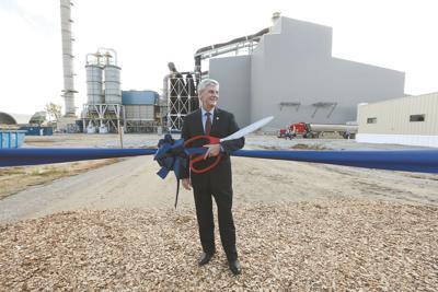 'Premier' Mississippi Silicon plant opens