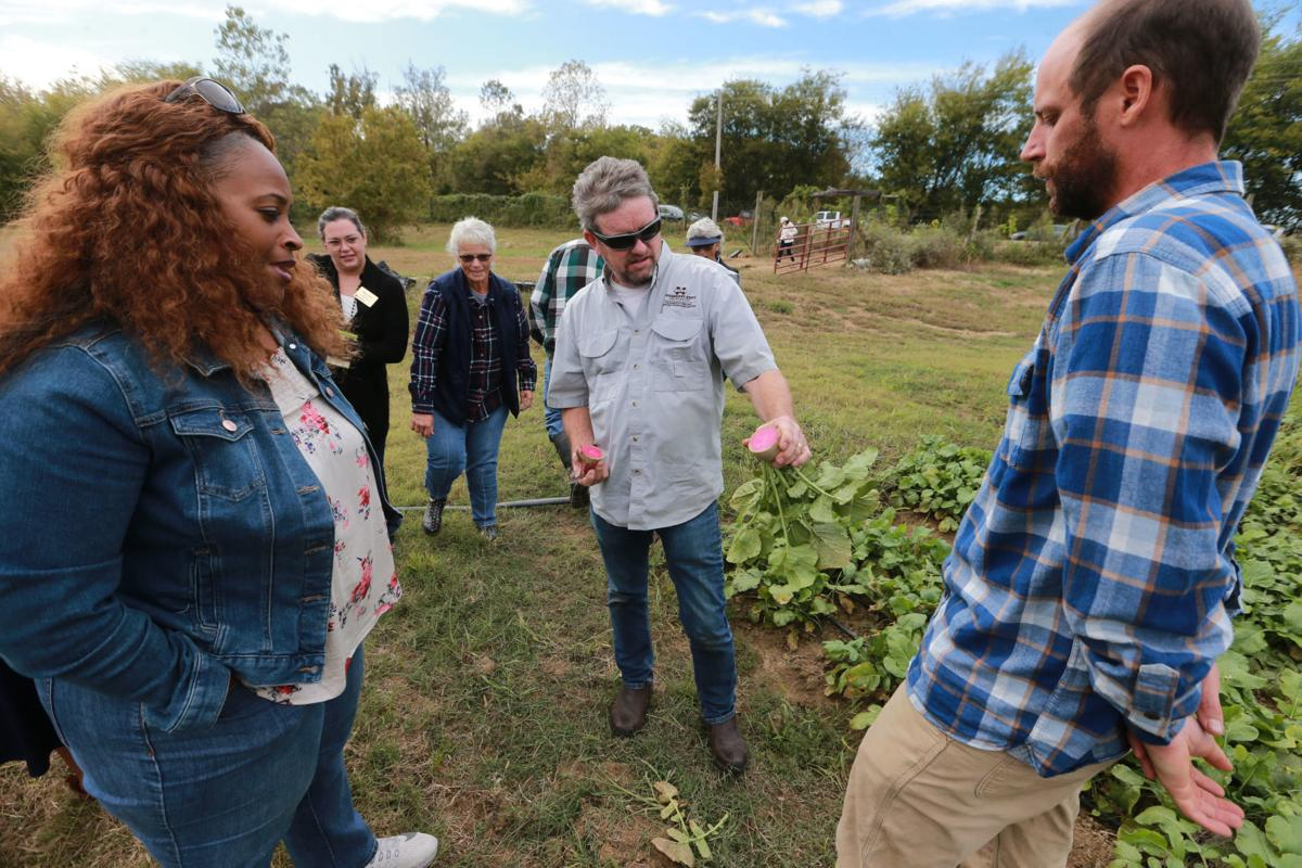 tupelo schools lunches often include food grown by students local farmers news djournal com tupelo schools lunches often include