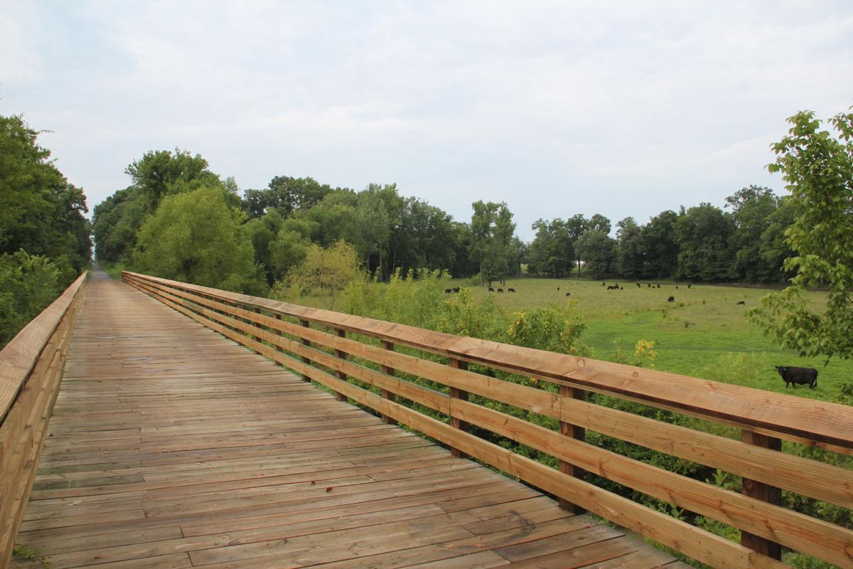 Tanglefoot Trail ceremony is Sunday