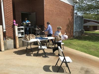 Union County School lunch program