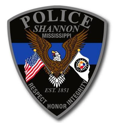Shannon police logo
