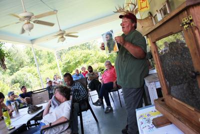 Teachers learn about conservation through continuing education