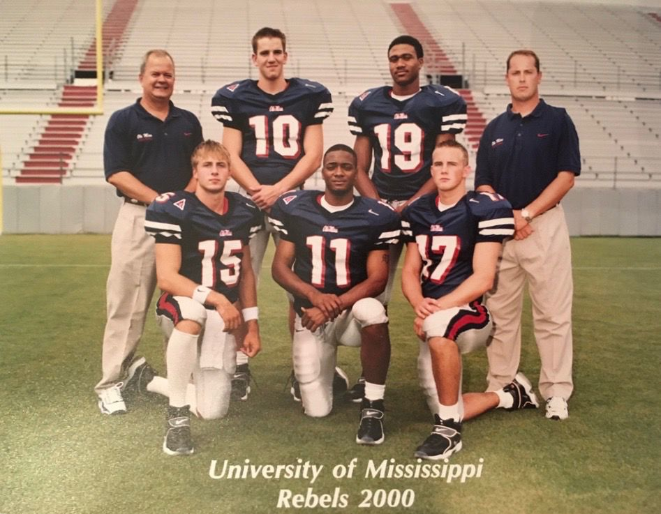 Ole Miss QBs 2000