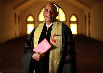 New FUMC Tupelo minister finds being back in pulpit a challenge
