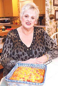 COOK OF THE WEEK: Blue Mountain retiree likes to try her hand at ethnic dishes