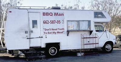 BBQ Man Truch