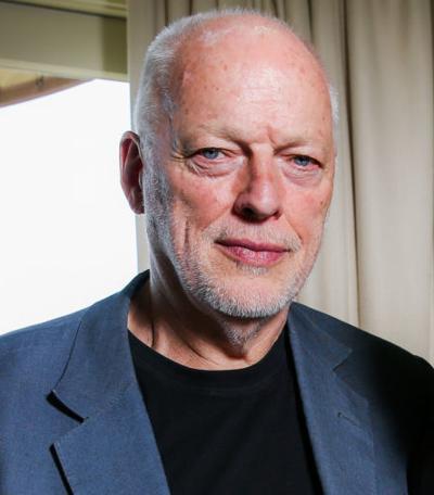 Polly Samson, David Gilmour